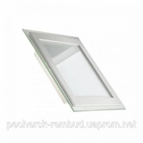 Светодиодный светильник ДВО downlight 12Вт, фото 2