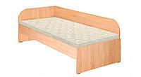 Односпальная кровать Соня-2 со спинкой, без ящиков