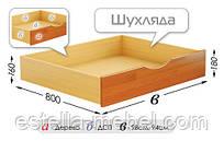 Ящик подкроватный  для НОТА, НОТА+, ДУЭТ