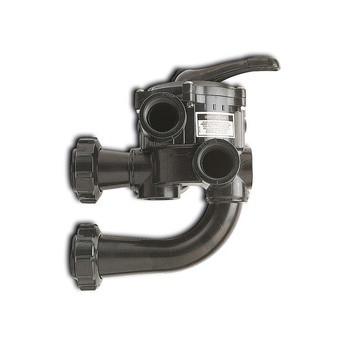 Фильтр песочный 895 мм с боковым клапаном