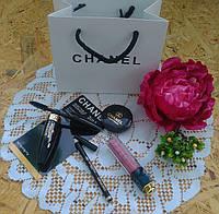 Набор косметики Chanel ,Dior 5 в 1 Супер цена!