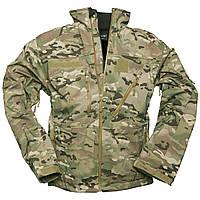 Куртка тактическая демисезонная Mil-tec Softshell SCU 14 Multitarn