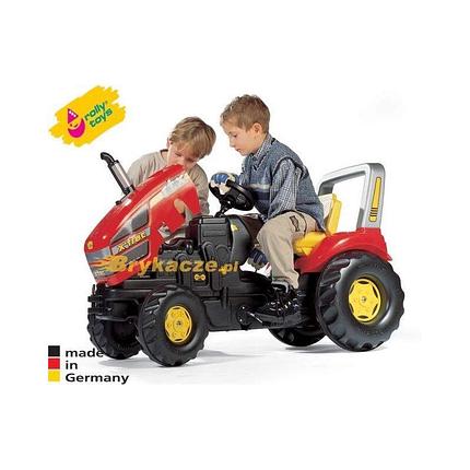Трактор Педальный X trac Rolly Toys 035557, фото 2