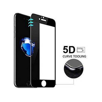 Защитное стекло 5D для телефона iPhone 8 Plus