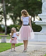 Комплект для мамы и дочки