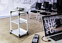 Офисная тележка для проекционного оборудования SYSTEM OVERHEAD/BEAMER TROLLEY 3701, фото 2