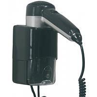 SC0030CS Фен для гостиничного номера черный пластик 540/1240Вт