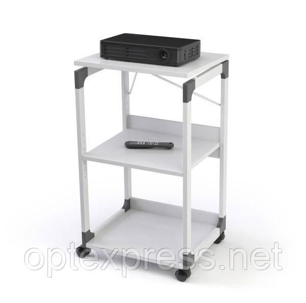 Офисная тележка для проекционного оборудования SYSTEM OVERHEAD/BEAMER TROLLEY 3701