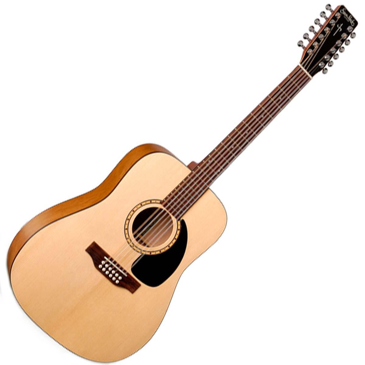 Акустическая гитара S&P 028931 Woodland 12 Spruce