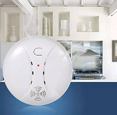 Беспроводный датчик дыма 433 Mhz для GSM сигнализации PG103 (Fireproof), фото 3