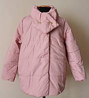 Куртка детская на девочку 9-12 лет демисезонная, фото 1