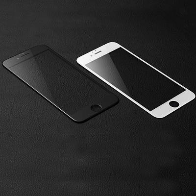 Защитное стекло 6D для телефона iPhone 8 Plus