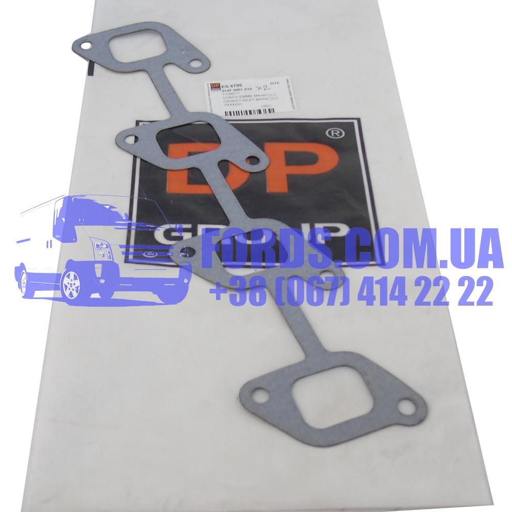 Прокладка коллектора впускного FORD TRANSIT 1992-1996 (2.5TD) (6751295/914F9461A1A/ES6795) DP GROUP