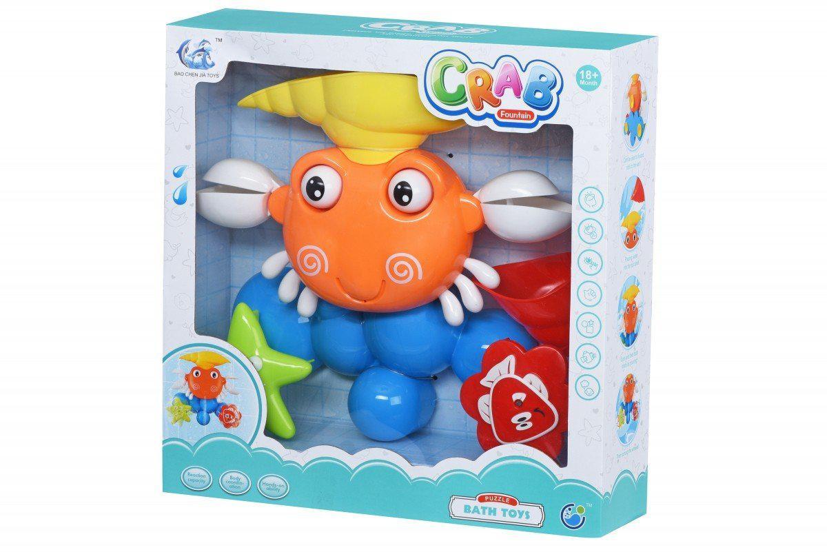 Игрушка для ванной Same Toy Puzzle Crab 9903Ut