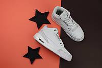 Кроссовки женские Nike Air Jordan 3 / NR-AJM-035 (Реплика)