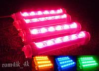 Подсветка салона авто 4х6LED 19 оттенков!!!