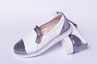 Подростковые туфли кожаные, детская кожаная обувь от производителя модель ДЖ5017