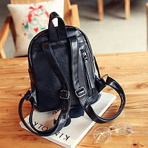 Рюкзак женский Cathy черный, фото 3