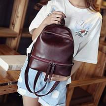 Рюкзак женский Cathy коричневый, фото 3