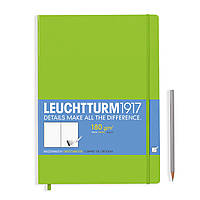 Блокнот Leuchtturm1917 Мастер Слим А4+ Лайм (22,5х31,5 см) (344674), фото 1