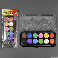 Краски для рисования 555-561 (288) 12 цветов