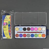 Краски для рисования 8011 / 555-529 (144) 16 цветов