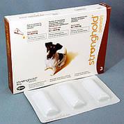 Стронгхолд (Stronghold) маленькие собаки (5-10 кг) 1 пипетка