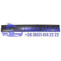 Бампер задний металический FORD TRANSIT CONNECT 2002-2006 (Без датчик парковки) (1387174/2T1417K823AGYBB8/BP8921) DP GROUP