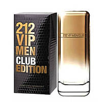 Carolina Herrera 212 Vip Men Club Edition 100Ml Edt