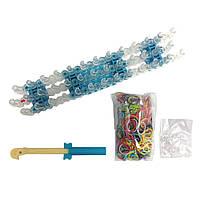 Набор для творчества Mix Set (в стиле Rainbow Loom), фото 1