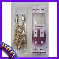 Магнитный USB кабель (iPhone) 217!Опт