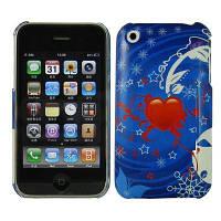 Чехол пластиковый для iPhone 3G/3GS