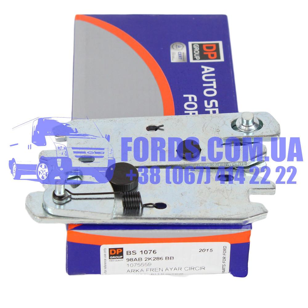 Трещетка тоpмозных колодок FORD FOCUS 1998-2005 (2ШТ) (1075559/98AB2K286BB/BS1076) DP GROUP
