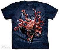 "3D футболка ""The Mountain"" Octopus Climb  для мужчин, женщин и детей, в наличии и под заказ"