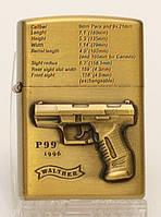 Зажигалка бензиновая Walther