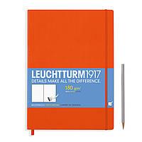 Блокнот Leuchtturm1917 Мастер Слим А4+ Оранжевый (22,5х31,5 см) (345004), фото 1