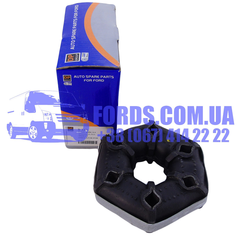 Муфта кардана FORD TRANSIT 1985-1988 (2.0 OHC) (1638947/83BG4684BA/B3336) DP GROUP