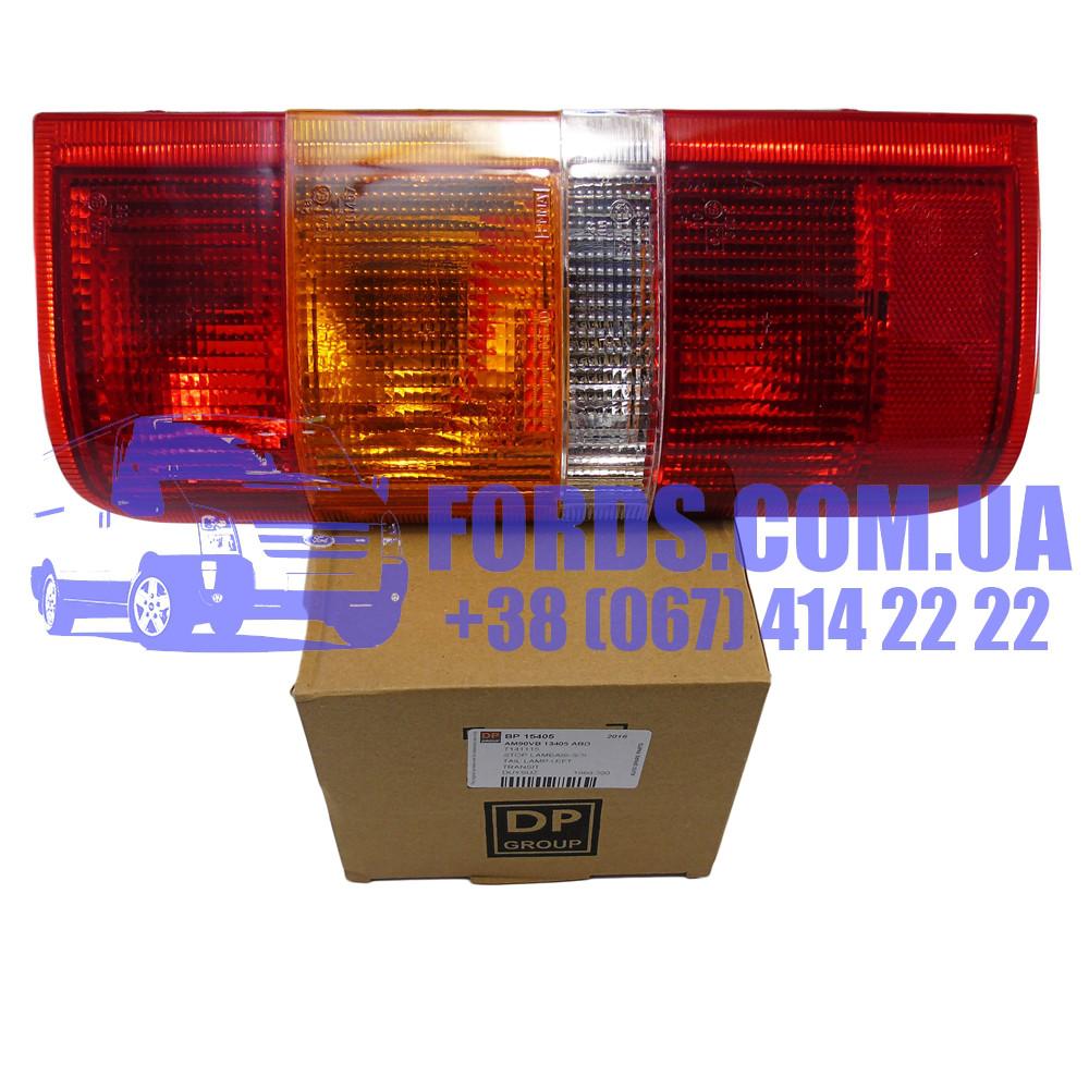 Ліхтар задній FORD TRANSIT 1985-2000 (Лівий Без плати) (4505432/95VG13405AD/BP15405) DP GROUP