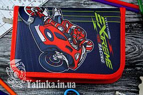 Пенал одинарный с клапаном Extreme racing 531738 SMART