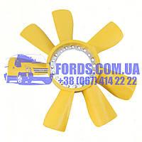 Крыльчатка вентилятора FORD TRANSIT 1985-2000 (2.5DI 350MM) (6701641/92VB8600BA/CS1704) DP GROUP