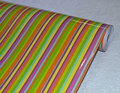 Самоклейка, Hongda 45 cm Пленка самоклеящая, разноцветная
