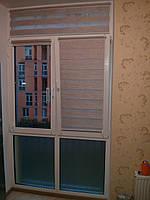 Oкна Комфорт Таун в зал 1460х2610 REHAU Euro-Design 70 с энергоэффективным стеклопакетом