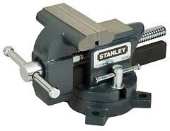 "Тиски Stanley ""MaxSteel"" для небольшой нагрузки 85мм 1-83-065"