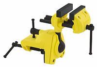 Тиски Stanley универсальные для моделирования 75мм 1-83-069
