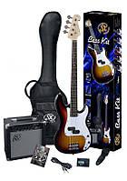 Бас-гитарный набор SX BG1K/EB