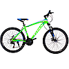 Горный Велосипед Titan Scorpion 26″ (Green-White-Blue)