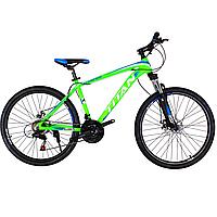 Горный Велосипед Titan Scorpion 26″ (Green-White-Blue), фото 1