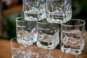 Гравірування на склі для Avalon Inc