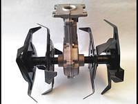 Культиватор-насадка на мотокосу 9 шлицов