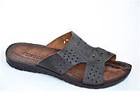 Шлепанци, сланци босоножки шлепки мужские Турция легкие практичные черные (Код: 1046), фото 1